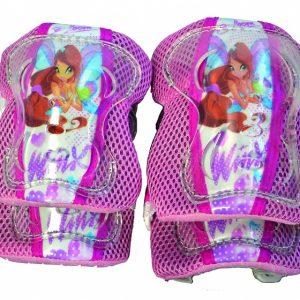 Dino beschermset Winx Club meisjes roze