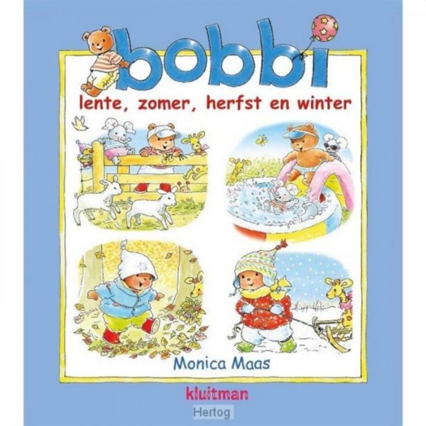 Boek Bobbi Lente