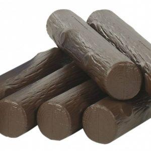 Rolly Toys boomstammen RollyTimber bruin 6 stuks