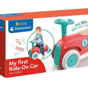 Clementoni Loopfiguur Mijn Eerste Auto