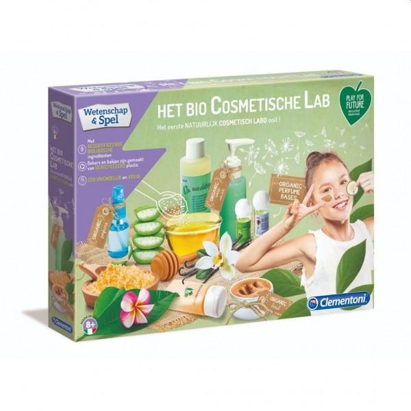 Clementoni Wetenschap Bio Cosmetica Lab (NL)