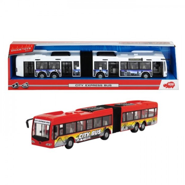 Dicky Toys Autobus City Express