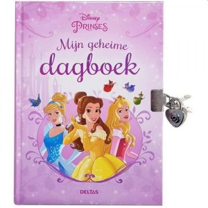 Disney Princess Mijn Geheime Dagboek
