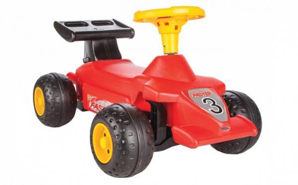 Jamara duwauto Formula Kid rood junior