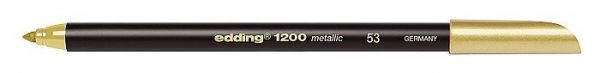 Edding Colorpen 1200 Goud
