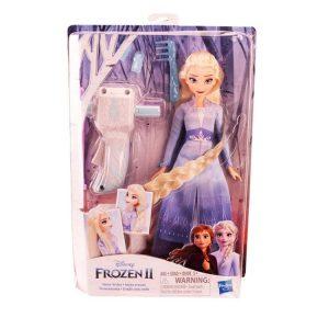Frozen 2 Pop met Haarstyleset