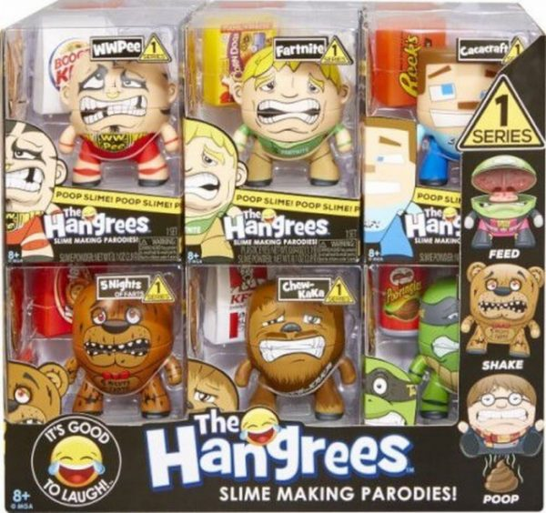 Hangrees Series 1
