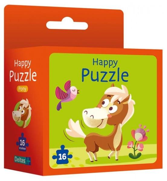 Happy Puzzle: Pony (16)