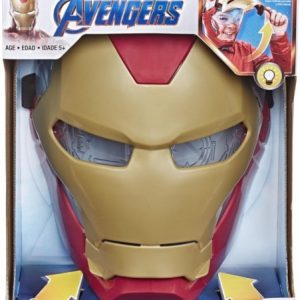 Hasbro Avengers Iron Man Flip FX Masker