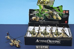 Helicopter Militair