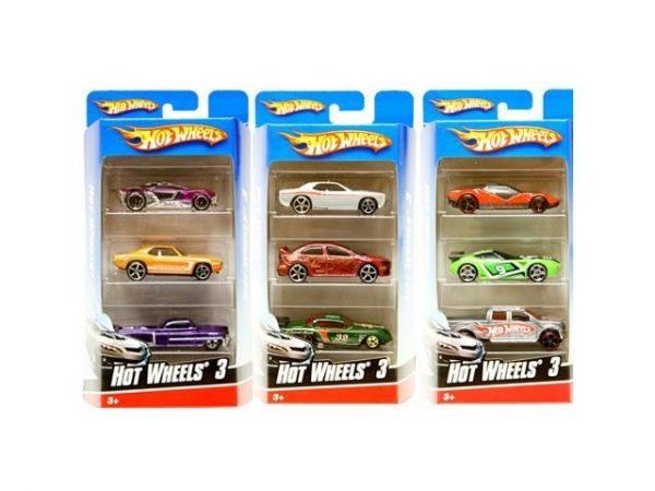 Hot Wheels auto's 3 voor 2