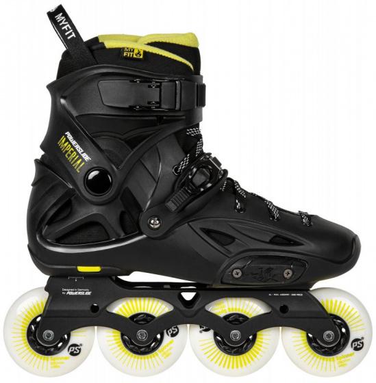 Powerslide inline skates Imperial One zwart/geel