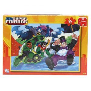 Jumbo puzzel Superfriends (70)