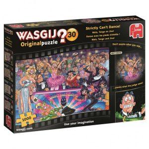 Jumbo Puzzel Wasgij Original 30 (1000)