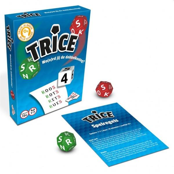 Kaartspel Trice
