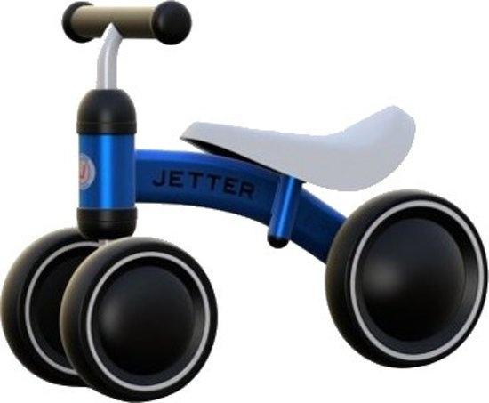 Jetter loopfiets Junior Rood