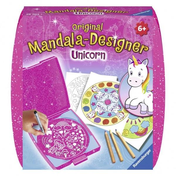 Mandala Mini Unicorn