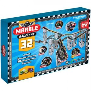 Marble Racetrax Circuit 32 Sheets