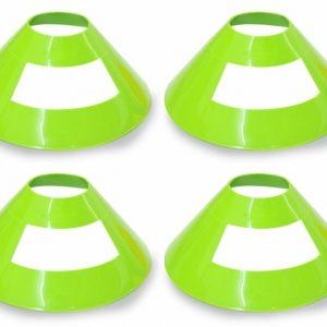 JAMARA markeringspionnen Traffic 17 x 7 cm groen 4 stuks