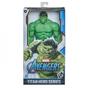 Marvel Avengers Titan Heroes Figuur Hulk 30cm