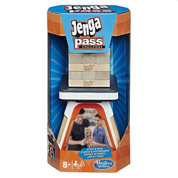 Mattel Spel Jenga Pass Challenge