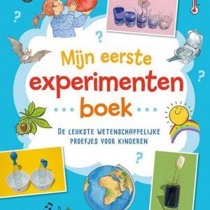 Mijn Eerste Experimentenboek