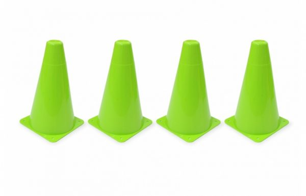 JAMARA pionnen Traffic 10 x 17 cm groen 4 stuks