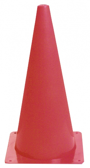 Rucanor pionnen oranje 38 cm 4 stuks