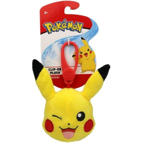Pokémon Clilp On Pluche