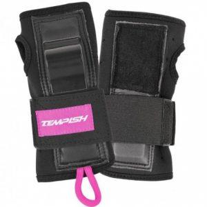 Tempish polsbeschermer Acura 1 unisex zwart/roze