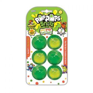 Pop Pops Snotz Start 6 Stuks