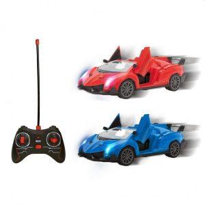 R/C 1:18 Sportauto Bedienbaar Dak en Bedienbare Deuren