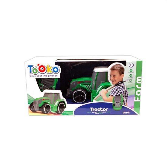 R/C Radiografisch bestuurbare Tractor Tookoo
