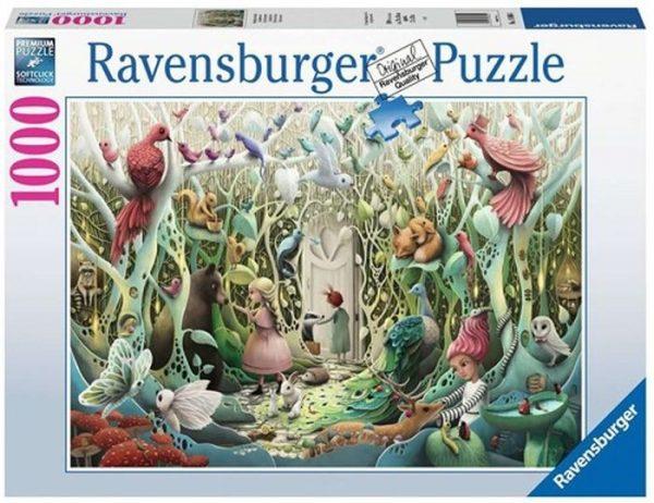 Ravensburger Puzzel De Geheime Tuin (1000 Stukjes)