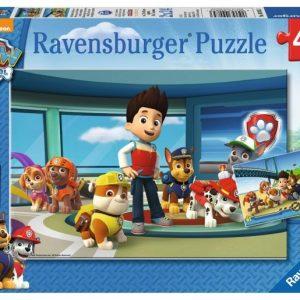 Ravensburger puzzel Paw Patrol Hulpvaardige Speurneuzen (2x24)