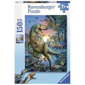 Ravensburger Puzzel Reus uit de Oertijd Dino (150 XXL)