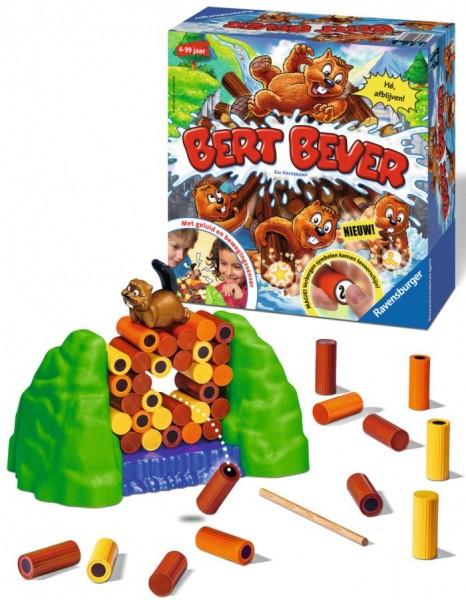 Ravensburger Spel Bert Bever