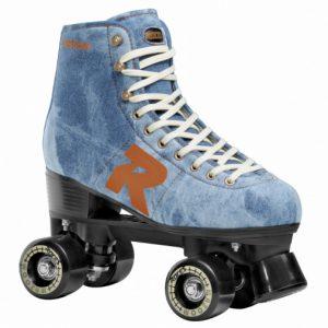 Roces rolschaatsen Roces Mazoom lichtblauw