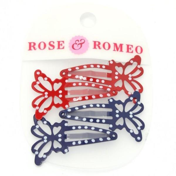 Rose En Romeo Haarknip 112169