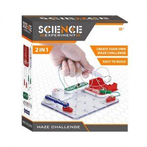 Science Maak Je Eigen Spiraal 2in1