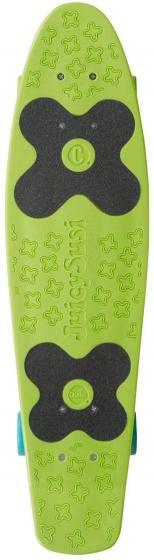 Choke skateboard Big Jim Green 71 cm polypropeen groen
