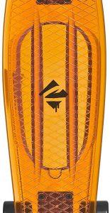 Choke skateboard Juicy Susi Clear Orange 57 cm polypropeen oranje