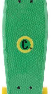 Choke skateboard Juicy Susi Jamaica 57 cm groen/geel/zwart