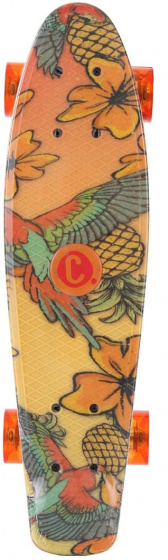 Choke skateboard Juicy Susi Tropical 57 cm polypropeen