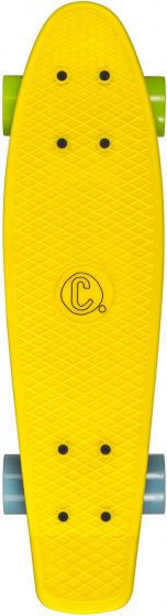 Choke skateboard Juicy Susi Yellow 57 cm polypropeen geel