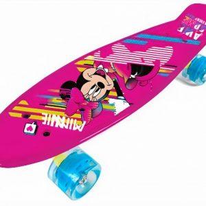 Disney skateboard Minnie meisjes 55 x 14