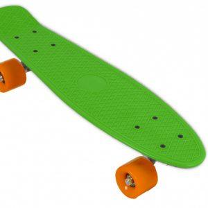 TOM skateboard Retro 56 cm polypropyleen groen