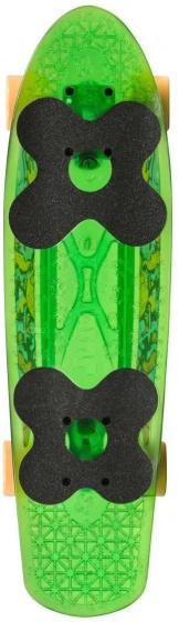 Choke skateboard Spicy Sabrina Elite Clear Green 58
