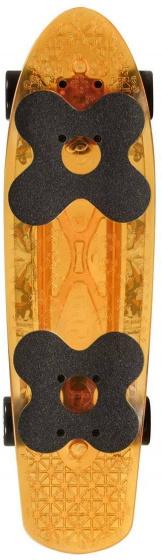 Choke skateboard Spicy Sabrina Elite Neon Yellow 58