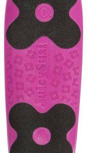 Choke skateboard Spicy Sabrina Purple Yellow 58